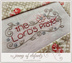 Lord's Prayer Stitch-Along