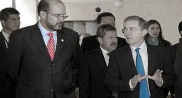 Uribe Vélez y las Cortes