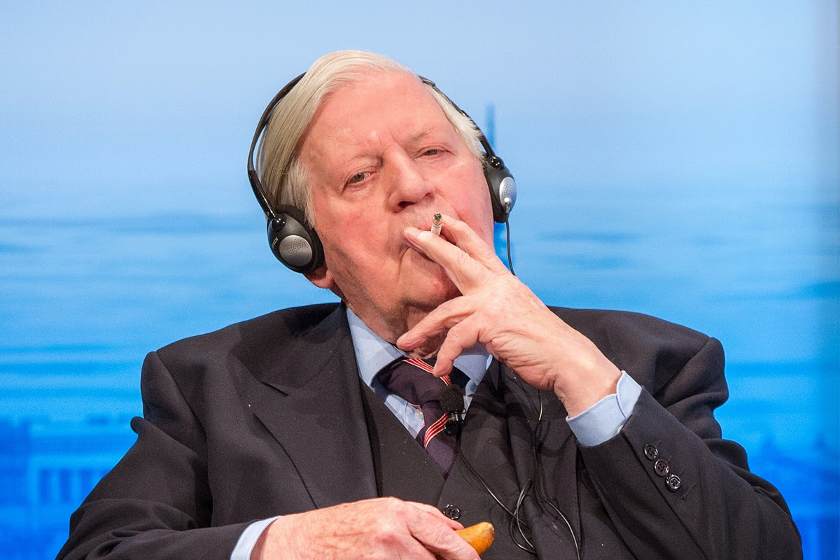 Helmut Schmidt is looking forward to the Olympics in 2024 in Hamburg