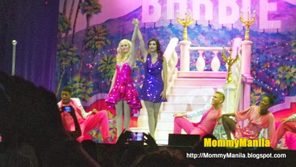 Barbie Live in Manila, by MommyManila