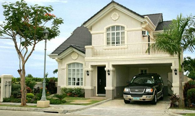 Brentville diana model house