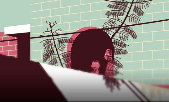Ilustración, Paranoia de Eugenio Cristo
