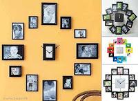 Jual Pigura Foto Untuk Keluarga