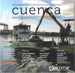 """VENI A LA RADIO Y RETIRA GRATIS TU EJEMPLAR DE LA REVISTA """"CUENCA"""""""