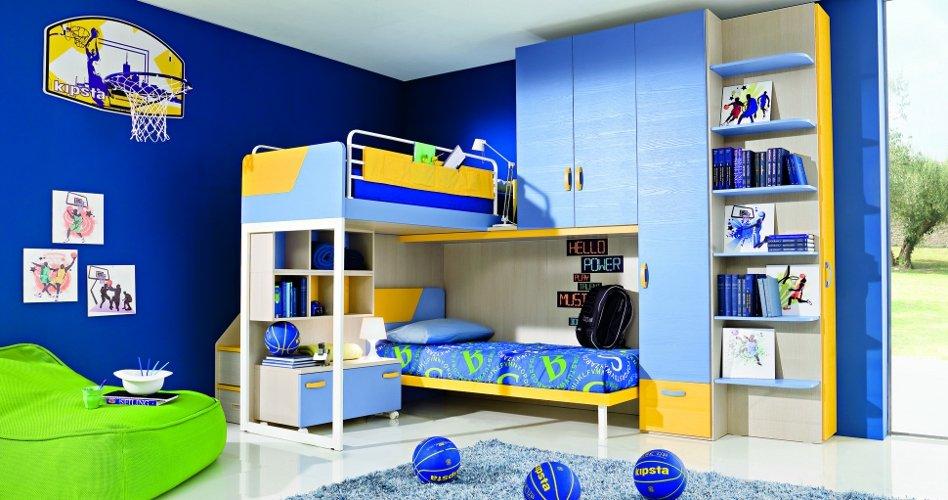 Literas originales para una habitaci n infantil ideas - Habitaciones originales para ninos ...