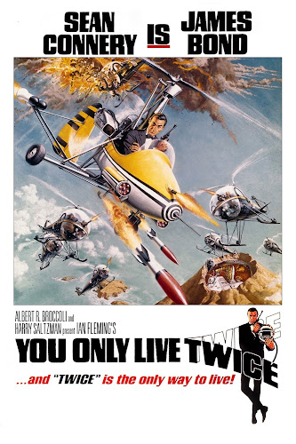 Poster Of You Only Live Twice 1967 Full Movie Download 300MB In Hindi English Dual Audio 480P Compressed Small Size Pc Movie