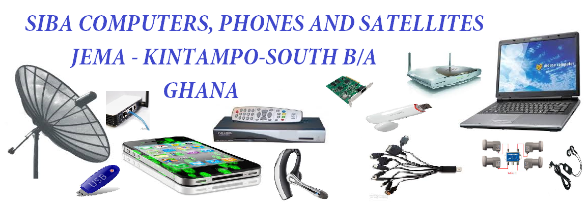 Siba Computers, Phones And Satellites