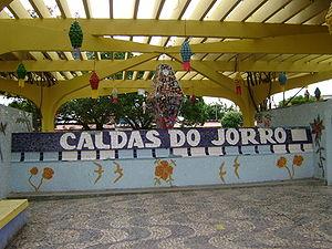 Pousada Encontro das Águas - CALDAS DO JORRO - BA