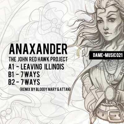 Discosafari - ANAXANDER - The John Red Hawk Project - Dame Music