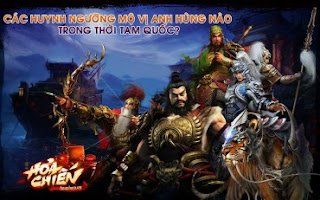 Tải Hack Hỏa Chiến Cho Android