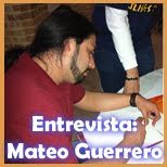 Entrevista a Mateo Guerrero - De Fan a Fan