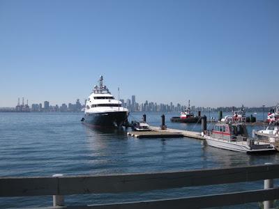 Vancouver Lonsdale Quay