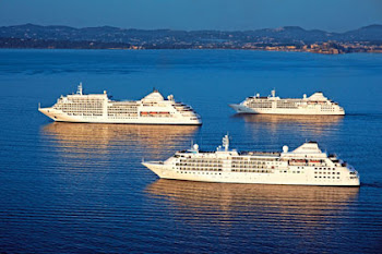 LUXURY CRUISING WITH SILVERSEA