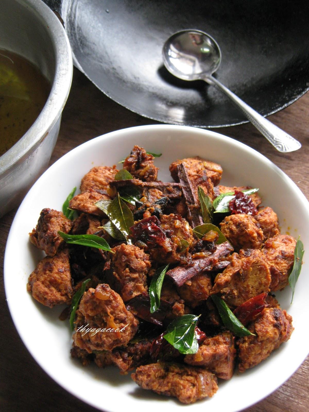 Kari leafs malaysian flavours vegetarian chicken varuval friday september 13 2013 forumfinder Images