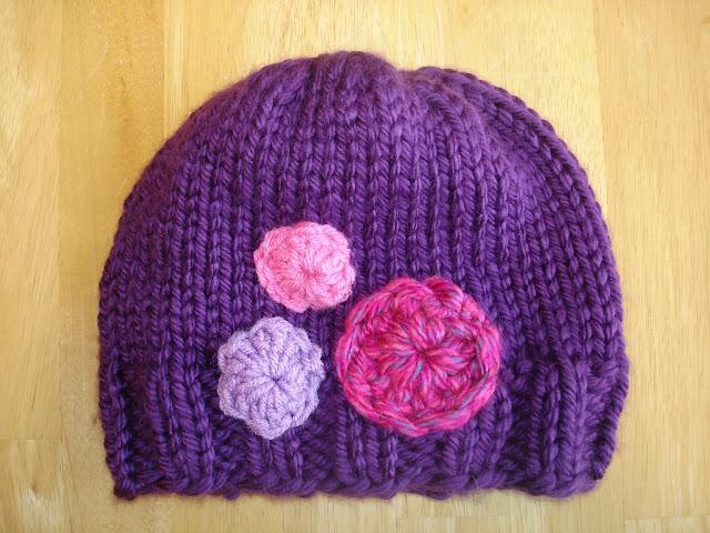 Free Hat Knitting Patterns Uk : Fiber flux free knitting patterns