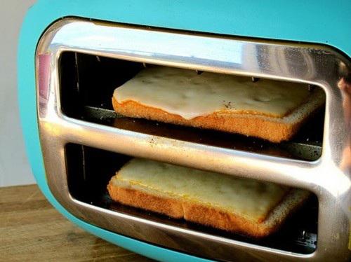 resepi roti bakar keju cheese mudah untuk bujang