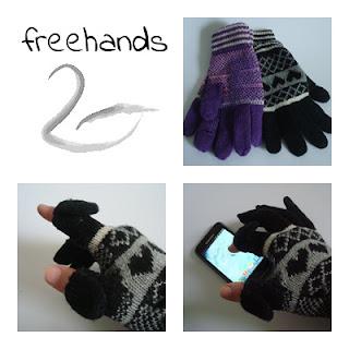 Handschuhe von freehands