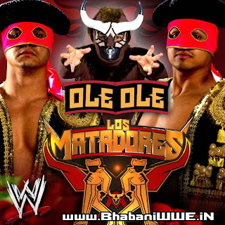"Music » Download Los Matadores' New Theme ""Ole Ole"" By ""Jim Johnston"" Free MP3"