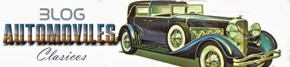 Automoviles Clásicos