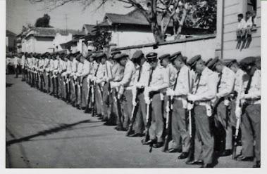 DESFILE DE 7 DE SETEMBRO DE 1960