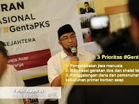 3 Langkah Prioritas 'Gerakan Nasional Tanggap Asap' PKS