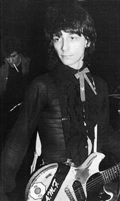 Johnny Thunders via dietcokeandsympathy.blogspot.com