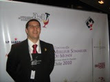 Chile- Campeonato do Mundo Sommeliers 2010