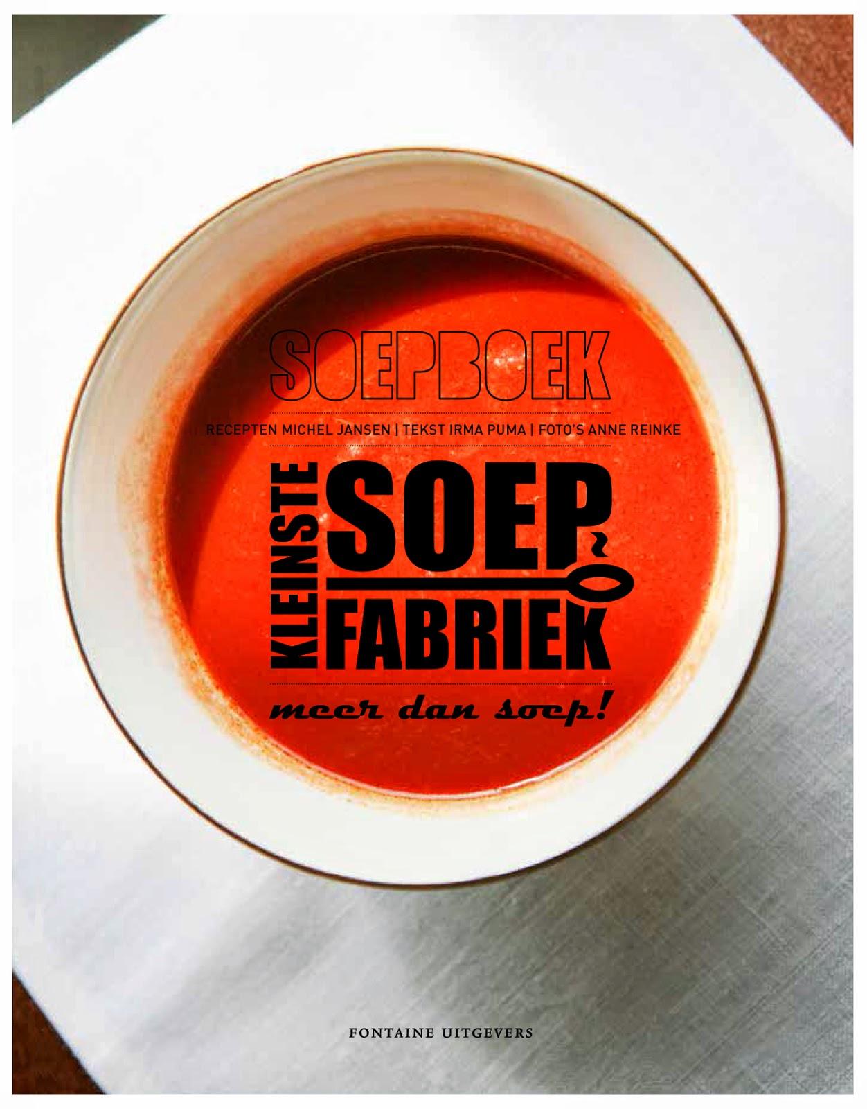 Soep soepfabriek soepboek gereons keuken thuis - Keuken wereld thuis ...