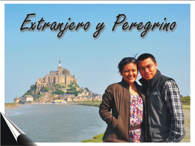 Extranjero y Peregrino