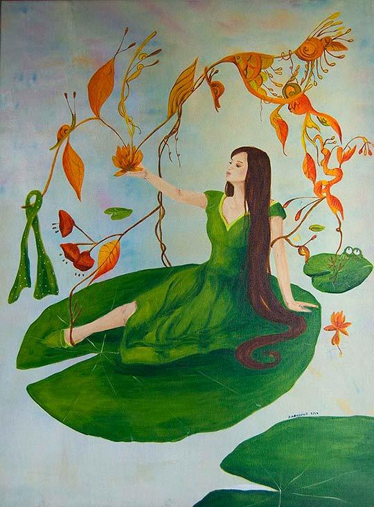 Ilustración de Paola Aragón Rocco