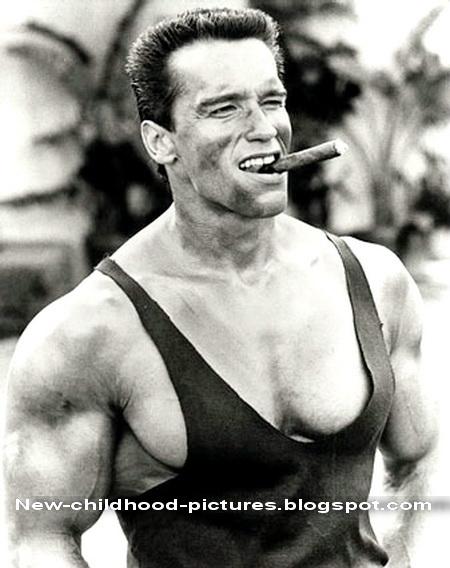 Arnold schwarzenegger bodybuilding pictures