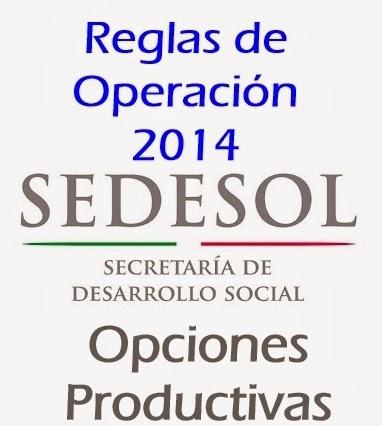 Proyectos Productivos SEDESOL