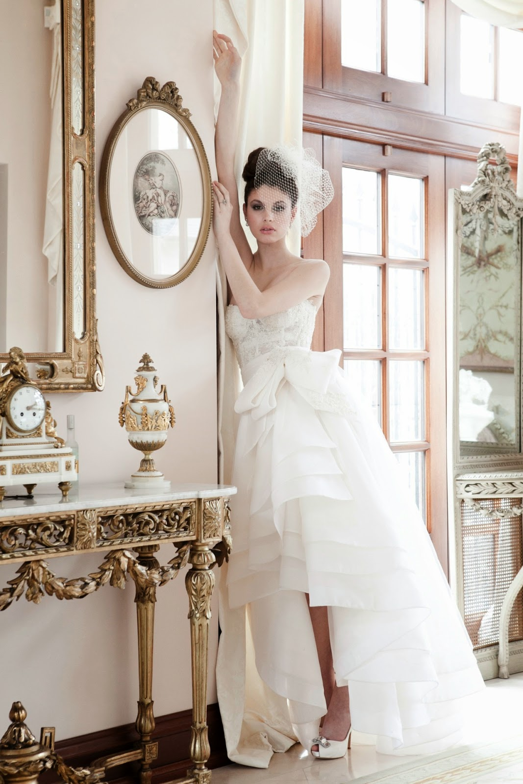 Vestidos de novia baratos y originales