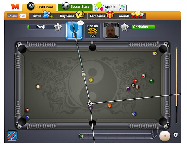 Cheat 8 Ball Pool 16 Agustus 2015