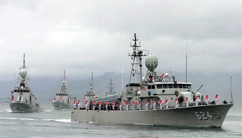 Empat Pilar Pembangunan postur TNI AL yang andal dan disegani