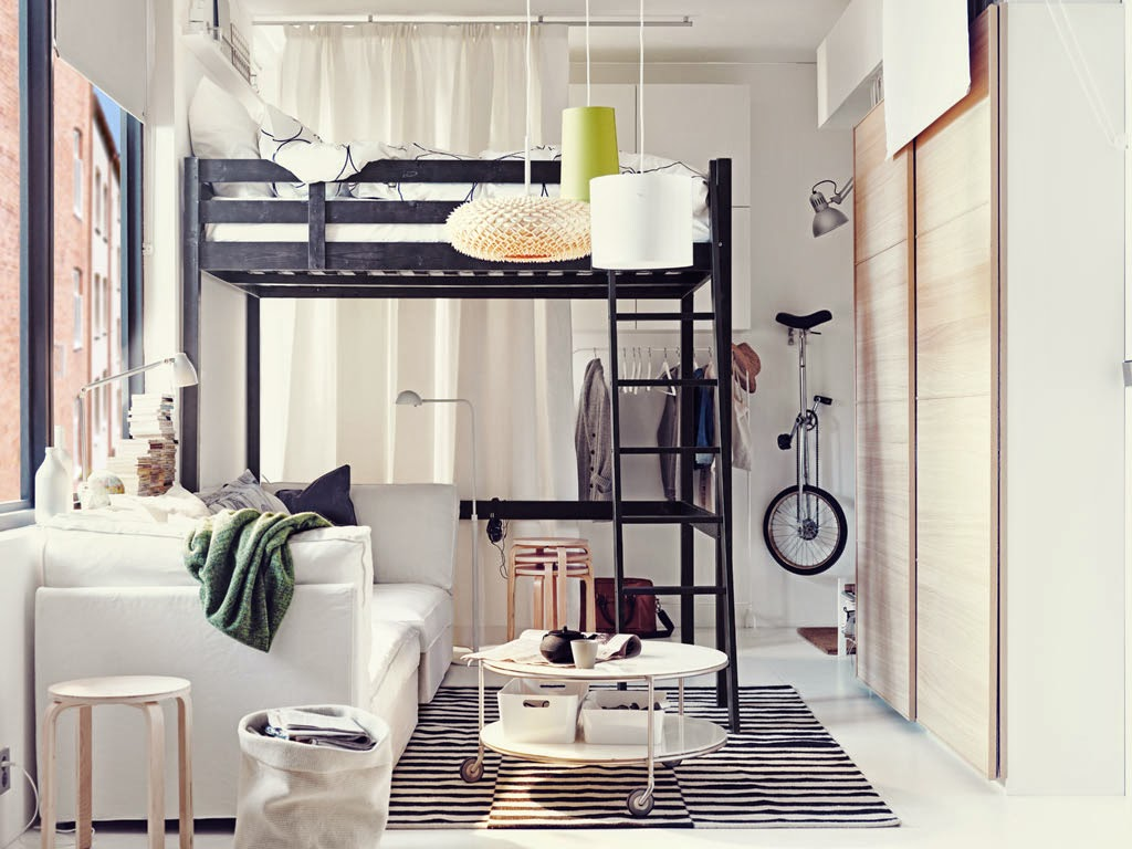 Small Space Design Ideas