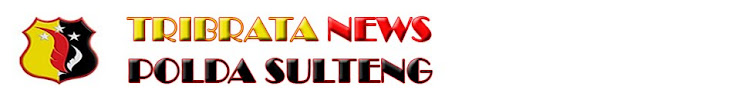TRI BRATA NEWS POLDA SULTENG