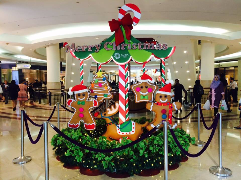 one of the adorable decorations photo source suria klccs facebook