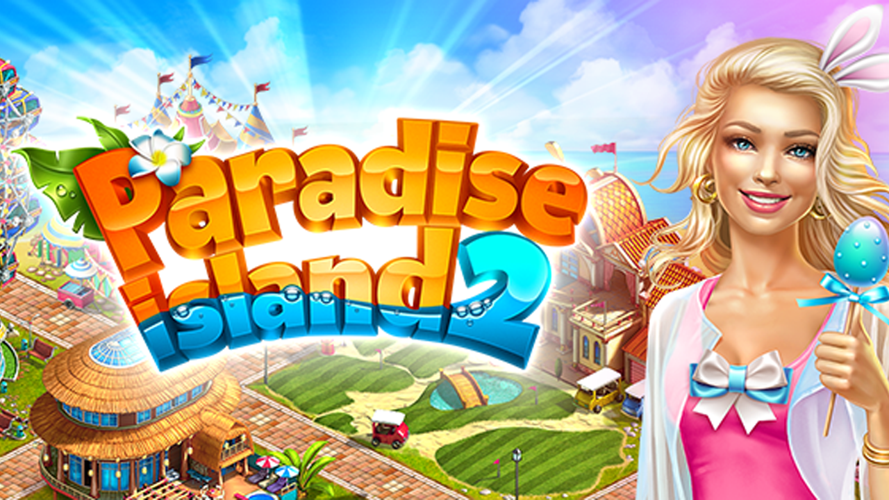 Paradise Island 2 Gameplay IOS / Android