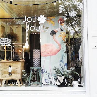 Boutique Joli Jour / Paris / Photos Atelier rue verte, le blog /