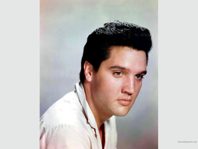elvis presley wallpapers 01 - photo #33