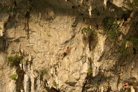 Hang Cá - Các địa điểm leo núi  ở Miền Bắc