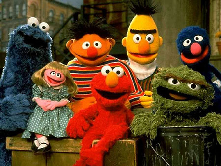 What s sesame street in urdu