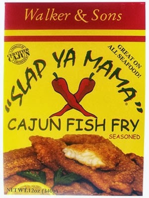 Slap Ya Mama Cajun Fish Fry