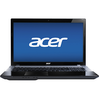 "Acer V3-771-6833 - Aspire 17.3"" Laptop - 8GB Memory - 750GB Hard Drive - Midnight Black"