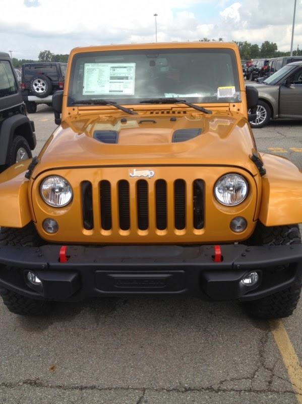 2014 Jeep Wrangler Exterior Autos Weblog