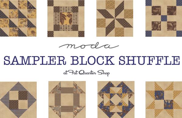 BOM Sampler Block Shuffle