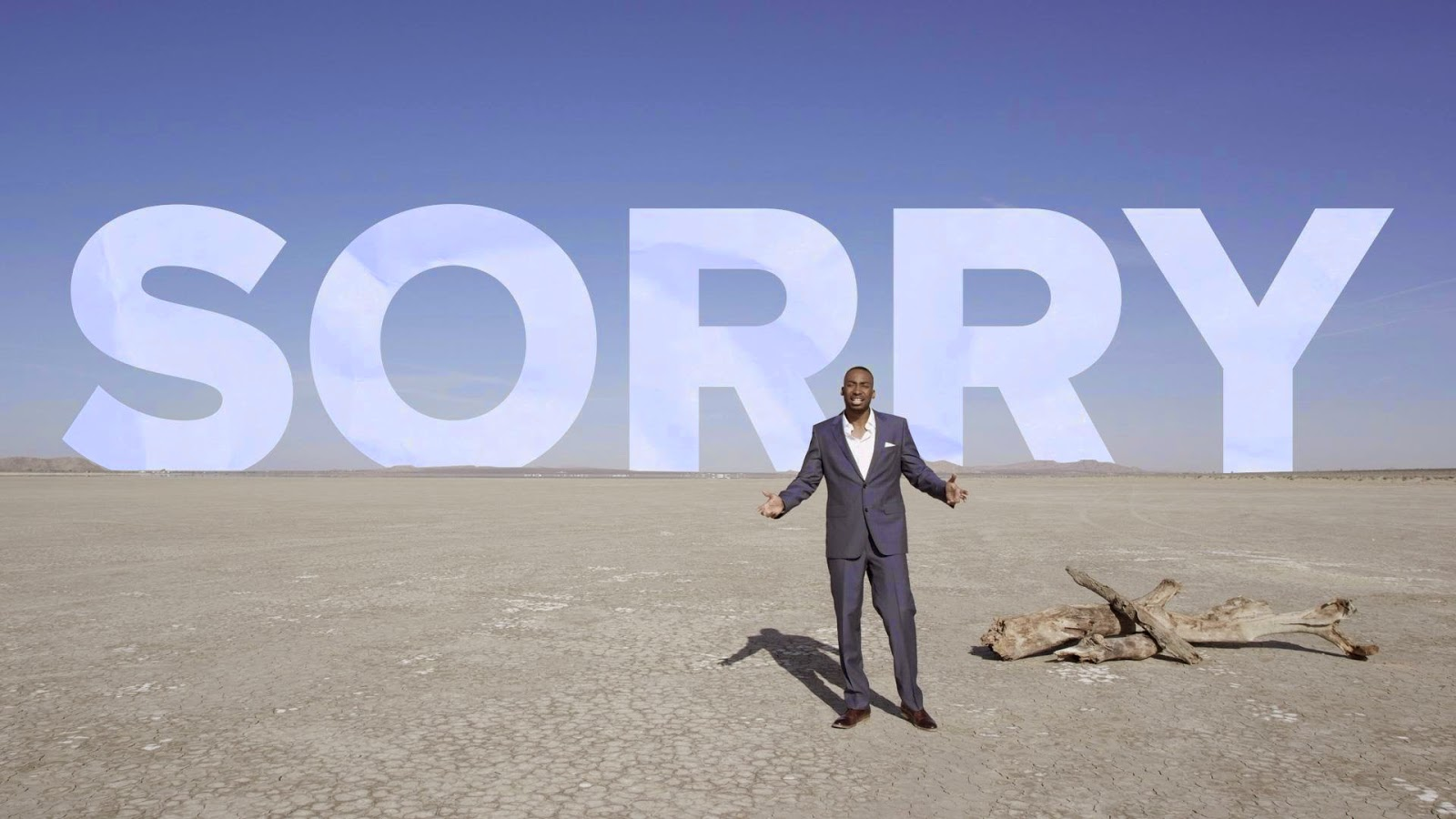 Prince EA, Dear future Generations: Sorry