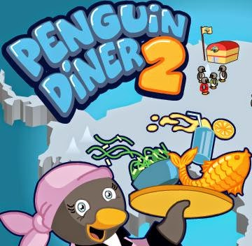 Penguin Diner 2 unblocked