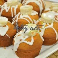 Bademli Glazürlü Top Kek Tarifi